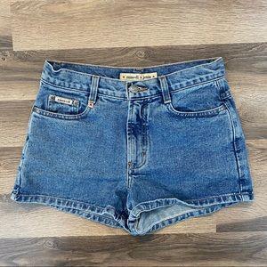 Zana Di Vintage Denim Shorts